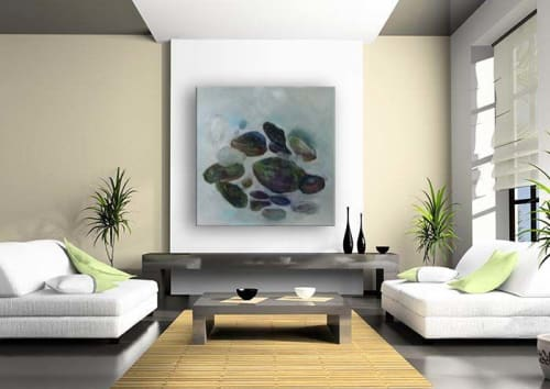 Paintings by Barfoot Fine Art seen at Private Residence, Southampton - Just Add Water