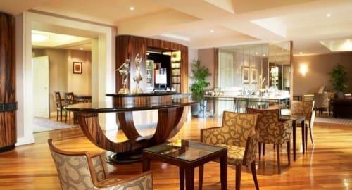 Interior Design by CABAS seen at Hyatt Hotel Canberra - A Park Hyatt Hotel, Canberra - Hyatt Hotel Canberra