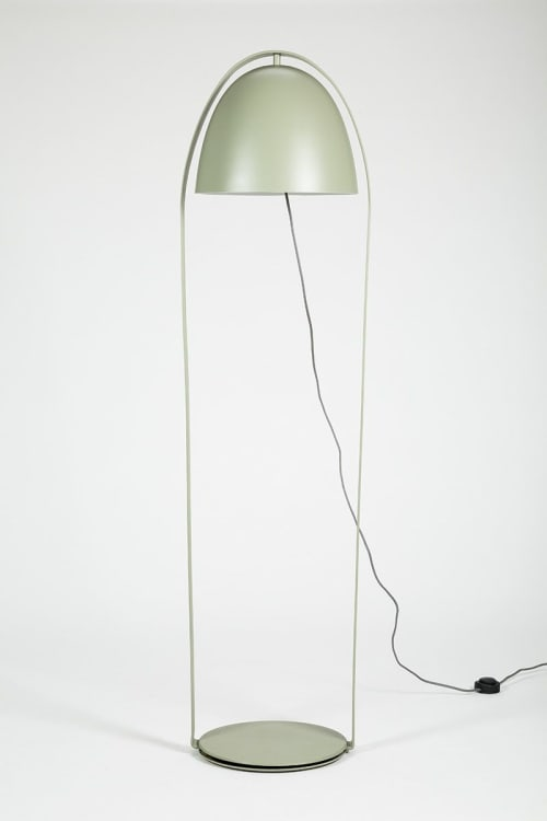 Furniture by Matriz Design seen at Buenos Aires, Buenos Aires - SKIN FLOOR LAMP