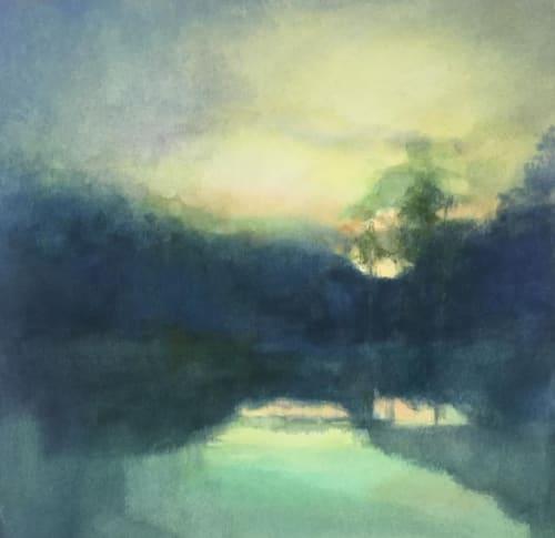 Ellen Hopkins Fountain - Paintings and Art