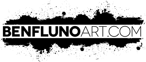 Ben Fluno Art - Paintings and Art