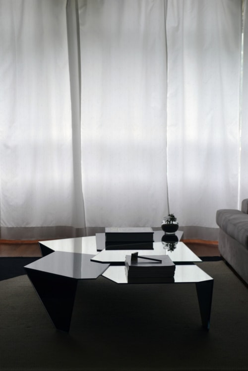 Tables by Gustavo Martini seen at Private Residence - Luz Table