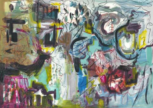 Meera Palia - Paintings and Art