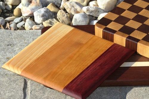 Tableware by Miikana Woodworking at Miikana Woodworking, Downingtown - Cutting Boards