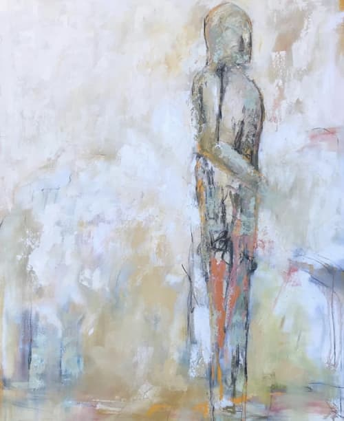Paintings by AOS Fine Art at Private Residence - Jackson, MS, Jackson - One Love