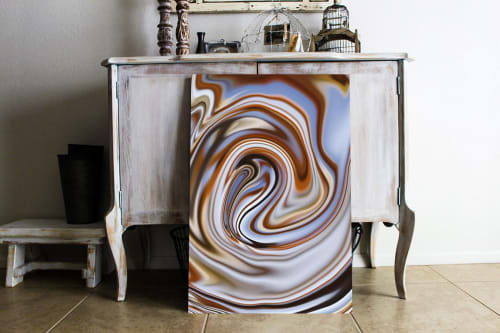 Art & Wall Decor by Petra Trimmel seen at Private Residence, Vienna - Jewel 00031 A