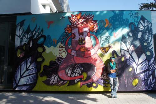 Bara::Bara - Street Murals and Public Art