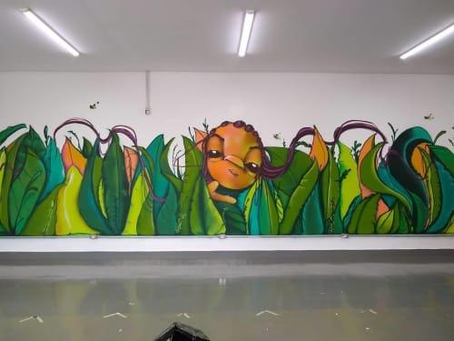 Interior Design by CLÉO GRAFFITI seen at Private Residence, São Paulo - Nativa
