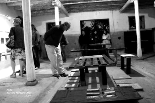 Art Curation by Giovanni Morassutti seen at Art Aia - Creatives / In / Residence, Sesto Al Reghena - Art Curation