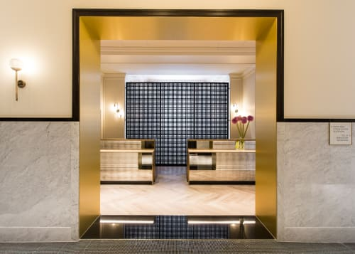Interior Design by Beleco seen at Kimpton Gray Hotel, Chicago - Kimpton Gray Hotel