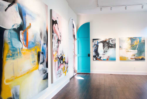 Sara Pittman Studio - Paintings and Art