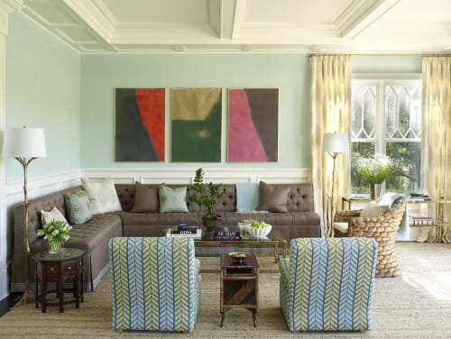 Interior Design by Meg Braff Designs at Private Residence, Southampton, Southampton - Interior Design