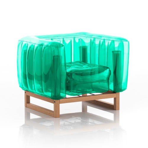 Chairs by MOJOW seen at Private Residence, Tours - YOMI Wood Chair