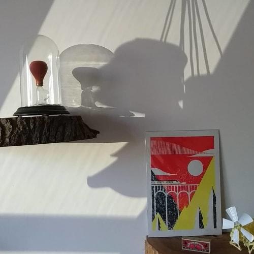 Art & Wall Decor by Studio Kars + Boom seen at Private Residence, Utrecht - Art Print