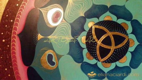 Paintings by Eliana Ciardi Art Design seen at Majorca - ArteSanae collection