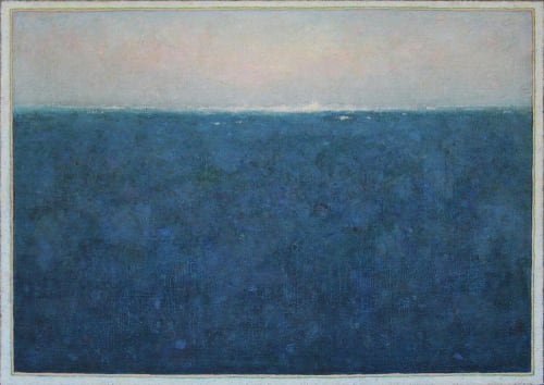 Blue | Paintings by Elwood Howell