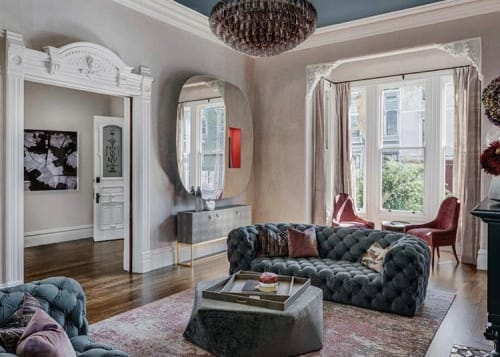 Interior Design by The Rug Establishment seen at Private Residence, San Francisco - San Francisco CA
