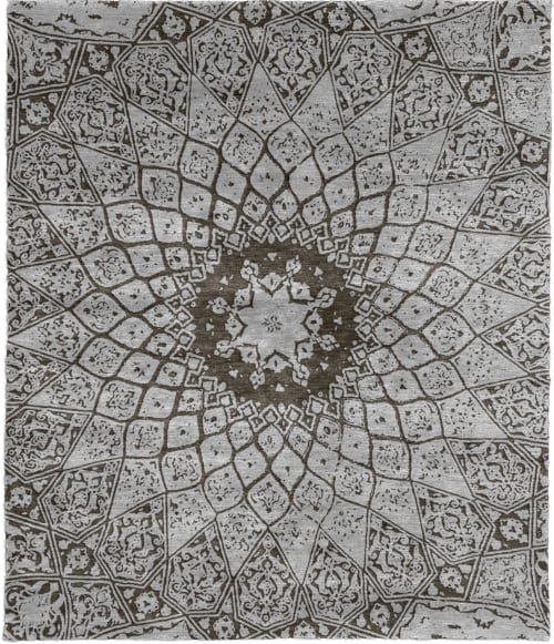 Rugs by ModernRugs.com - Gombad B Custom Hand Knotted Luxury Rug