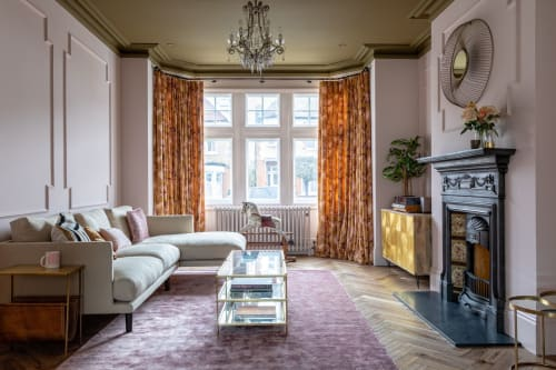 Interior Design by Emma Gurner seen at Private Residence, London - The Victorian House