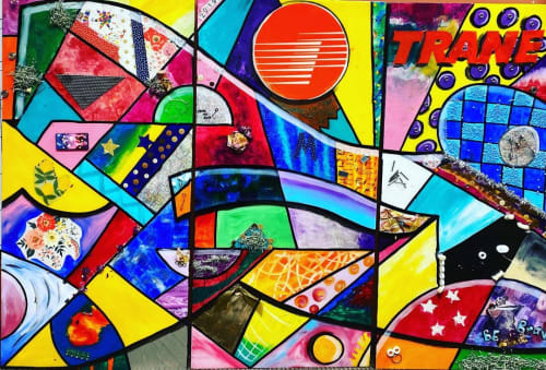 Kelly Anderson - Murals and Paintings