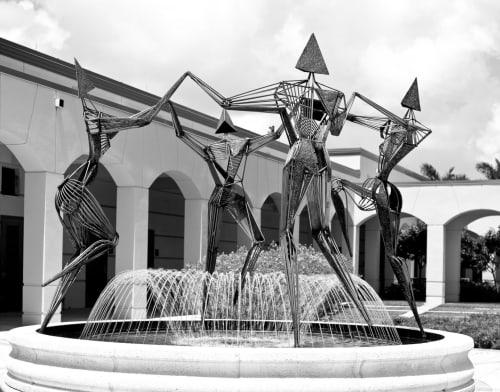 Rafael Consuegra Sculptor - Public Sculptures and Sculptures
