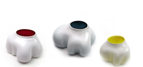 Tableware by Esque Studio - Swell Vase