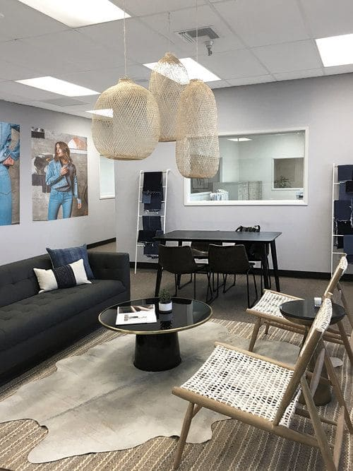 Interior Design by Jordan Shields Design seen at Just Panmaco (Just USA), Los Angeles - Interior Design