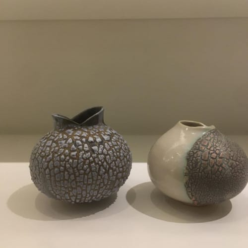 Vases & Vessels by Annika Semler Ceramics seen at Private Residence, Copenhagen - Ceramic Vases