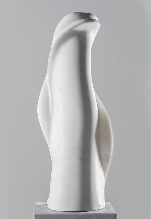 Sculptures by Yoko Kubrick seen at DZINE, San Francisco - Thalassa