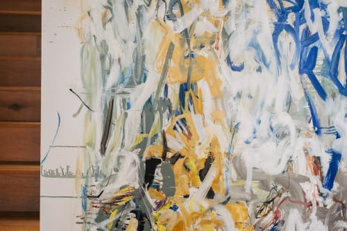 Paintings by Marlene Lowden seen at Private Residence - Ode to Joan