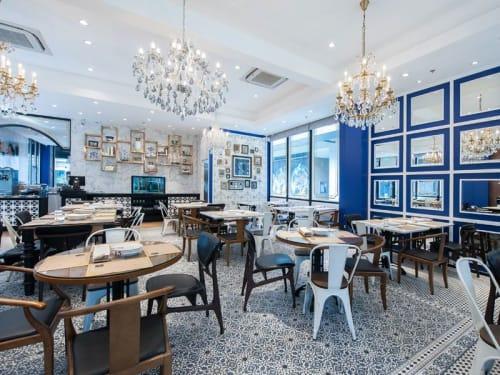 Interior Design by Rock Robins Design Studio Co seen at U.P. Town Center, Quezon City - Tuan Tuan, U.P Town Center