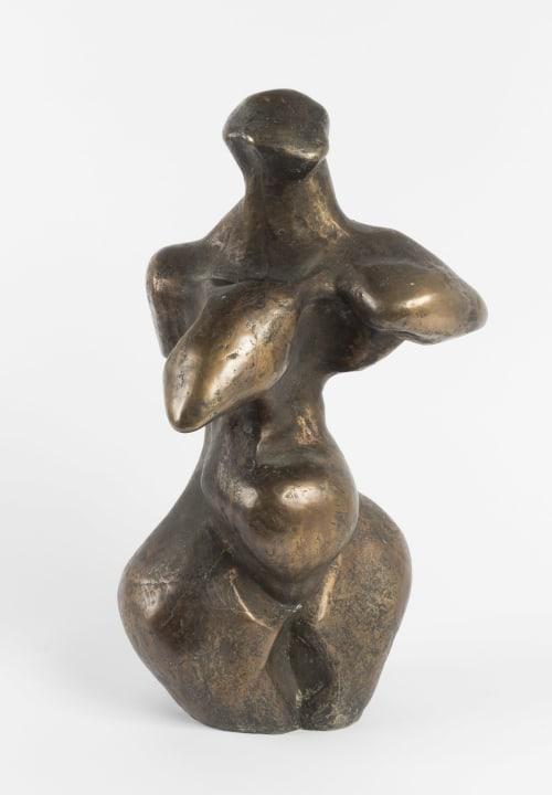 Sculptures by Gail Morris Sculptor seen at Private Residence, Momjan, Momjan - The Feminine 3