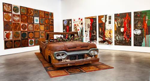Adam Shaw Studio - Art and Art Curation