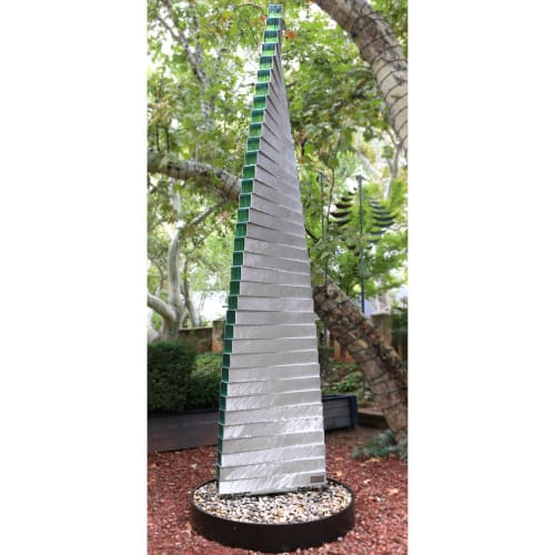 """Sculptures by Brian Schader seen at Renee Taylor Gallery, Sedona - """"Tortionality"""""""