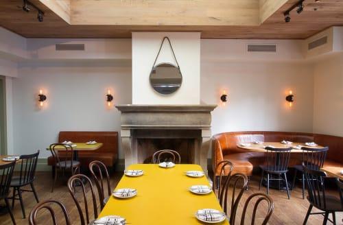 Interior Design by ROY seen at Belga, San Francisco - Interior Design