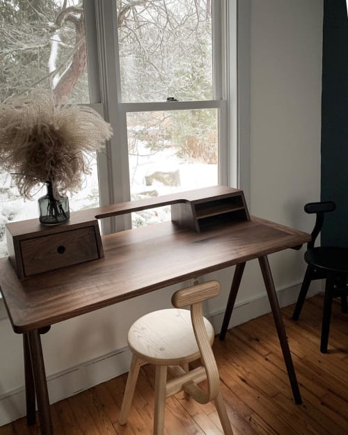 Furniture by SinCa Design seen at SinCa Design, Tolland - Desk and Chair