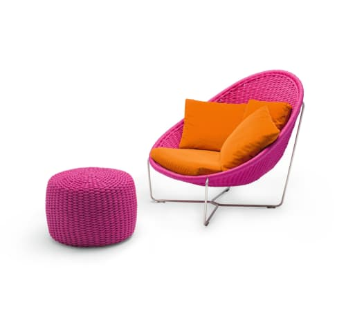 Chairs by DZINE - Nido Armchair