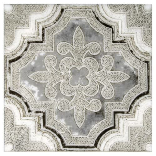 Tiles by StoneImpressions seen at Private Residence, Los Angeles - Altalena