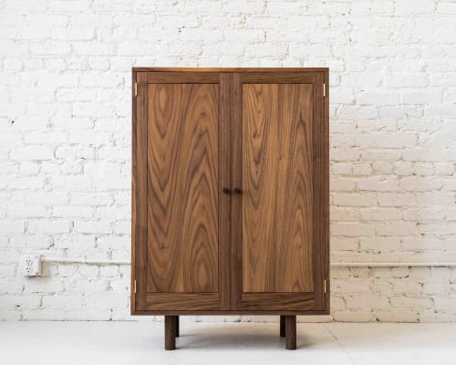Furniture by Campagna seen at Private Residence, Brooklyn - |/\| Store - Cupboard