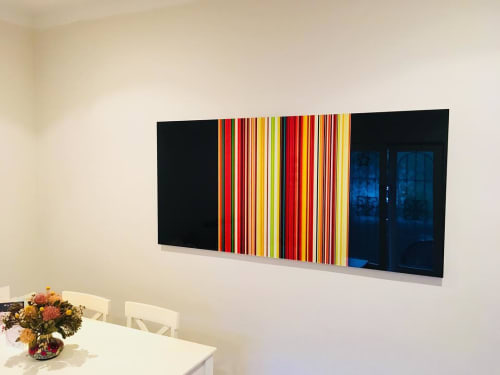 Paintings by Paul Snell seen at Private Residence, Sydney - Contemporary Art