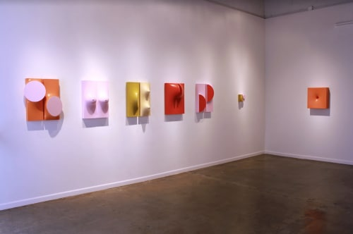Paintings by Samantha McCurdy seen at Galleri Urbane Dallas, Dallas - samantha mccurdy