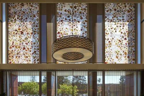 Architecture by Ellen Blakeley Studio seen at Santa Rosa, Santa Rosa - Luther Burbank Savings