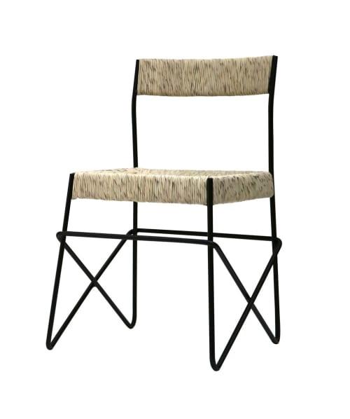 Chairs by Mexa seen at Private Residence, Guadalajara - Rosarito Dining Chair