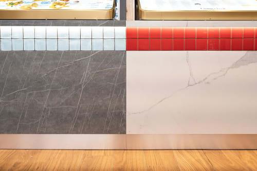 Gong Cha Parramatta, Cafès, Interior Design