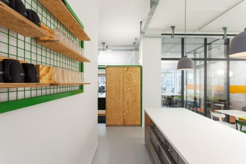 Interior Design by IONDESIGN GmbH seen at Berlin, Berlin - Start Up Interior Design