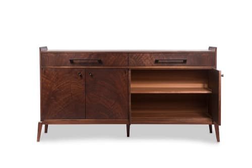 Furniture by Hamilton Holmes seen at Private Residence, Toronto - Lakeside Credenza