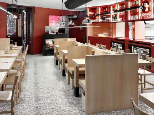 Interior Design by Specific Generic seen at Birger Jarlspassagen, Norrmalm - Misshumasshu