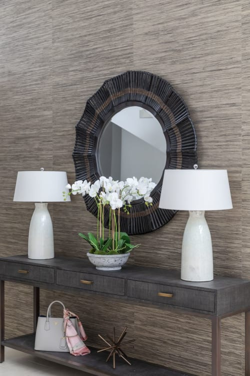 Wall Hangings by Boyd Blue seen at Private Residence, Bayview, Bayview - Mirror