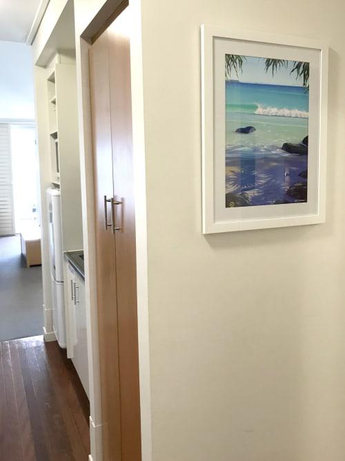 Art Curation by Scott Christensen Original Artwork seen at Couran Cove Resort, South Stradbroke - Scott Christensen