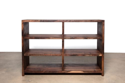 Furniture by Alabama Sawyer seen at Private Residence - Walker Bookcase